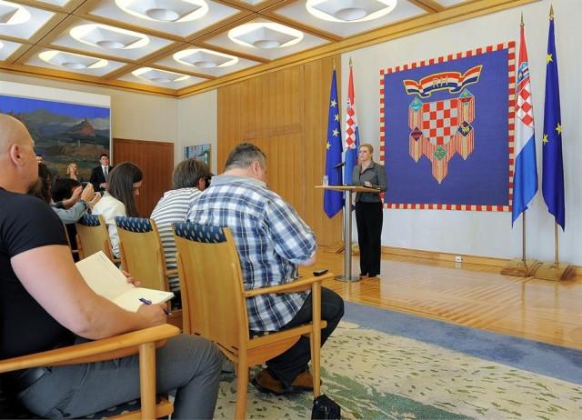 Romi za SDP, a Albanci za HDZ