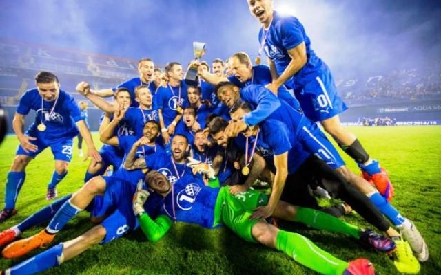 HNL: Rijeka remizirala, Dinamo osvojio 11. naslov prvaka