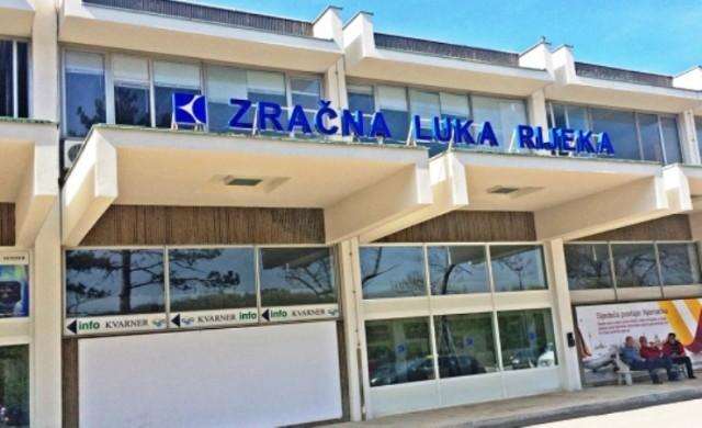 180 000 putnika u 2018. na zračnoj luci Rijeka
