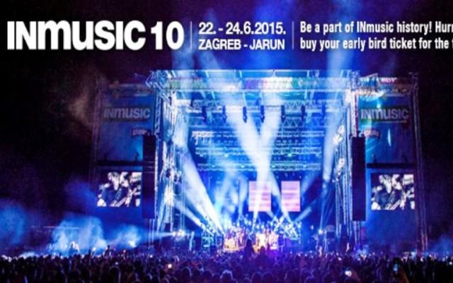 Počeo jubilarni 10. INmusic festival.