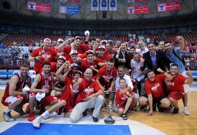Cibona svladala Zadar, u finale ide na Cedevitu