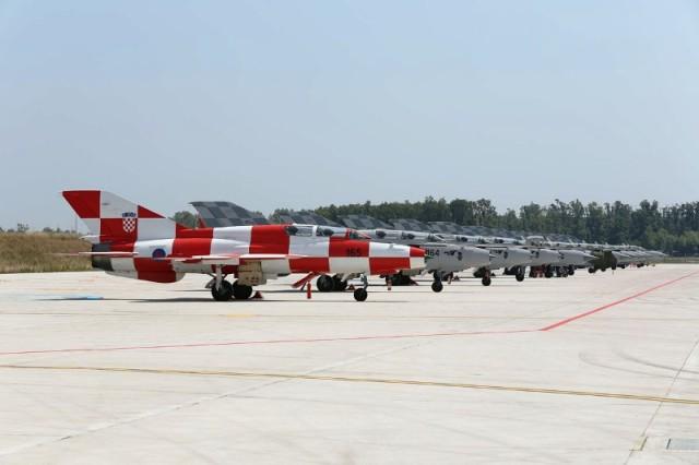 Vlada jednoglasno donijela odluku o nabavi borbenih aviona