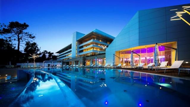 "Spa Clinic hotela Bellevue 5* dobitnik je nagrade ""Croatia's Best Hotel Spa"" 2020"