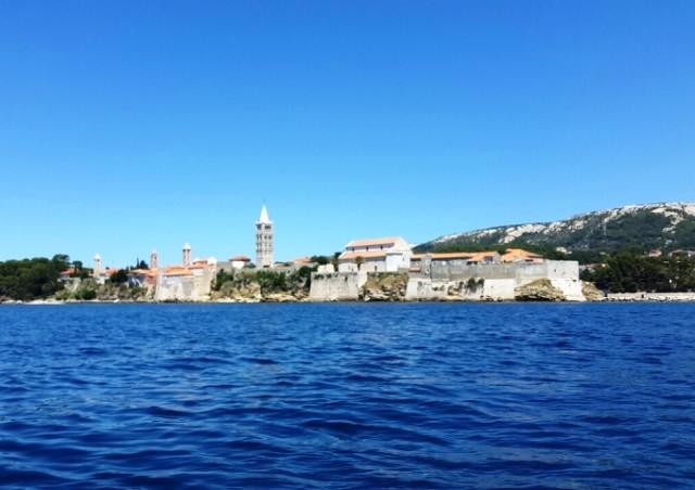 Otok Rab ostvario dva milijuna noćenja turista