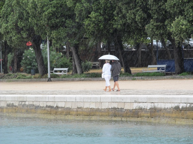 Kiša i zahladnjenje, sutra poboljšanje