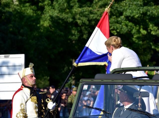 Poruke državnog vrha: Sloboda je najljepši spomenik