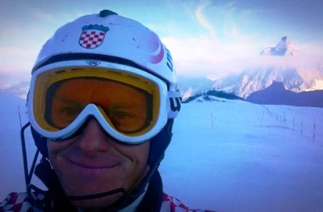Ivica Kostelić se priprema za novu skijašku sezonu.