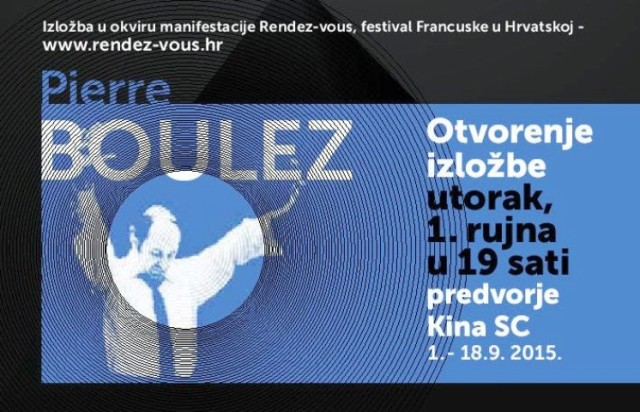 Pierre Boulez u Zagrebu!
