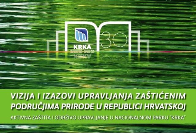 Obilježavanje trideset godina Nacionalnog parka Krka