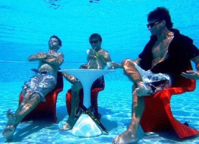 Posljedni festival podvodnog filma u režiji Filipa Višića
