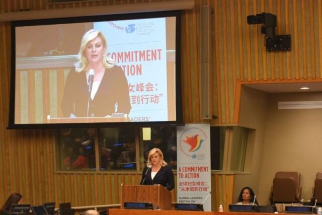 Hrvatska ostaje predana postizanju cilja jednakopravnosti spolova do 2030. godine