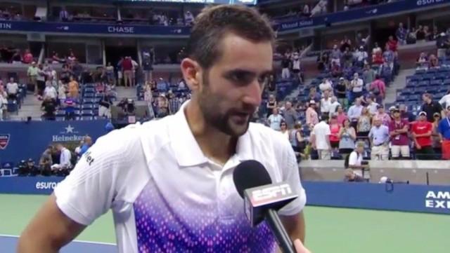 US Open: Čilić svladao Goffina, u četvrtfinalu s Nishikorijem