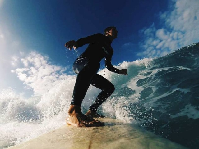 Hrvatska surf kuća na Kanarskim otocima