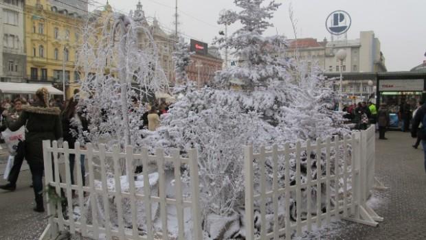 Oaza snijega Zagreb
