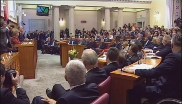 Pobjeda demokracije! I Leko(SDP) podržao Reinera(HDZ)