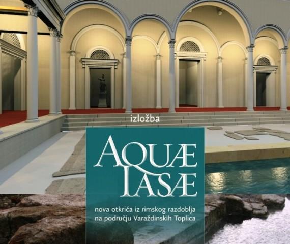 Otvorena izložba Aquae Iasae u Arheološkom muzeju