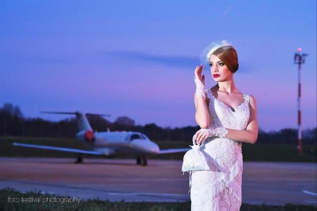 Najava modnog spektakla u Zračnoj luci Pula 23. siječnja