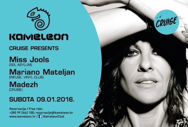 Britanka Miss Jools otvara party sezonu 2016. u Splitu