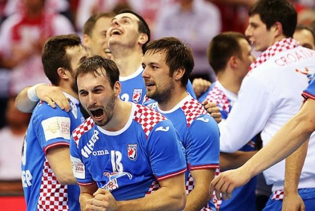 Hoće li Lino s Hrvatskom osvojiti još jednu medalju?