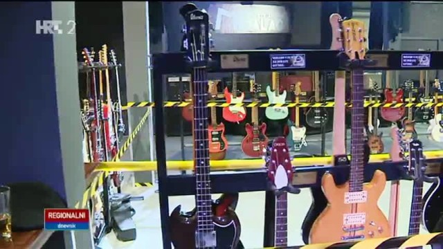 Jedinstvena izložba vintage gitara