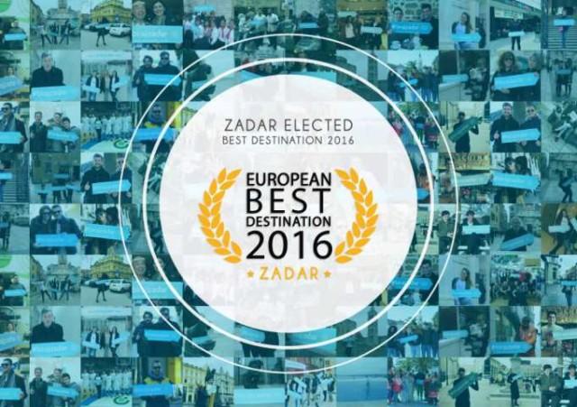 Zadar najbolja europska destinacija