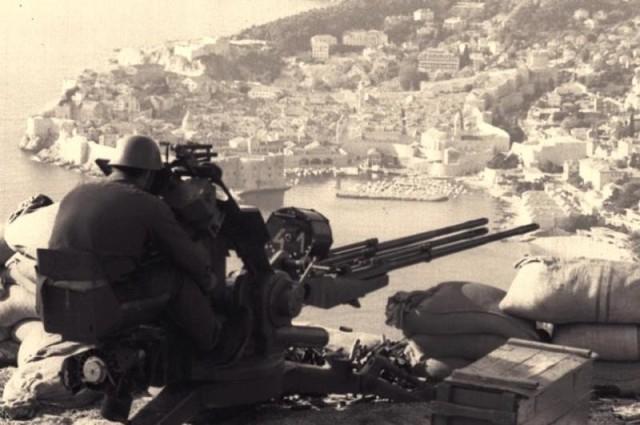 25. obljetnica deblokade Dubrovnika i oslobađanja juga Hrvatske
