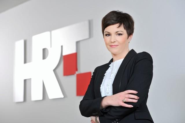 Katarina Periša Čakarun šef informative HRT