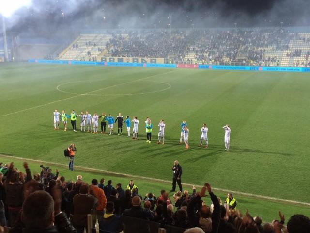 Rijeka nadigrala Inter, Slaven Belupo uvjerljiv protiv Istre