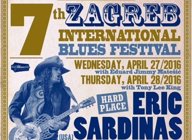 7th Zagreb International Blues Festival