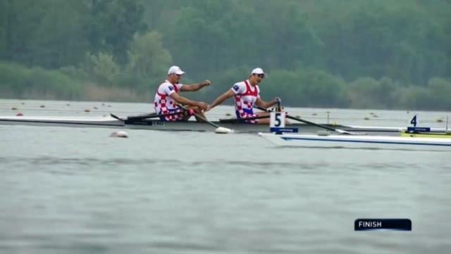 Hrvatski veslački juniori i juniorke na svjetskom tronu