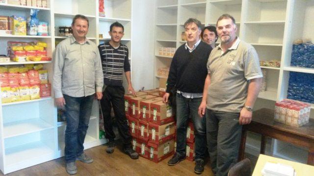Trgovinski savez donirao dodatnih 600 litara mlijeka socijalnoj samoposluzi u Zadru