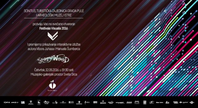 Festival VISUALIA 2016. od 12. do 14. svibnja u Puli