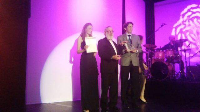 Srebrna nagrada HRT-ovu  dokumentarno-igranomu filmu Alka