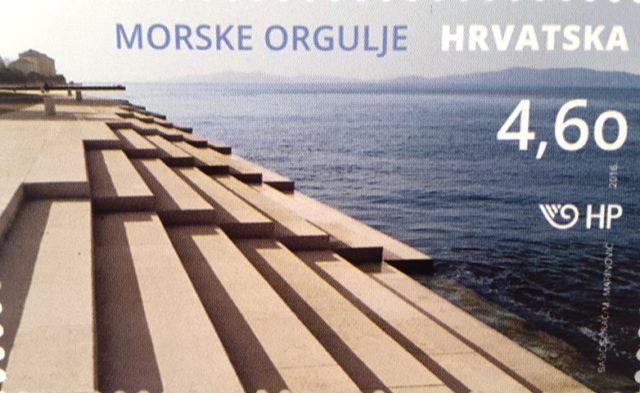 Zadar dobio nove poštanske marke
