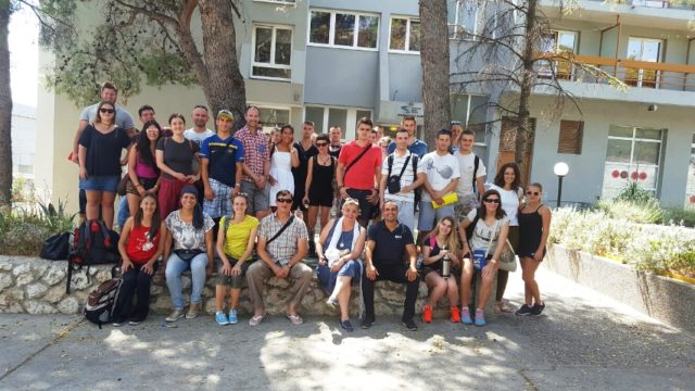 NP Krka Eco Heritage Task Force 2016.