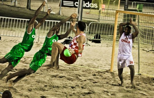Hrvatski rukometaši na pijesku osvojili su naslov svjetskih prvaka