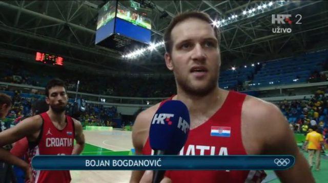 Hrvatski košarkaši na krilima Bogdanovića pobijedili Brazil
