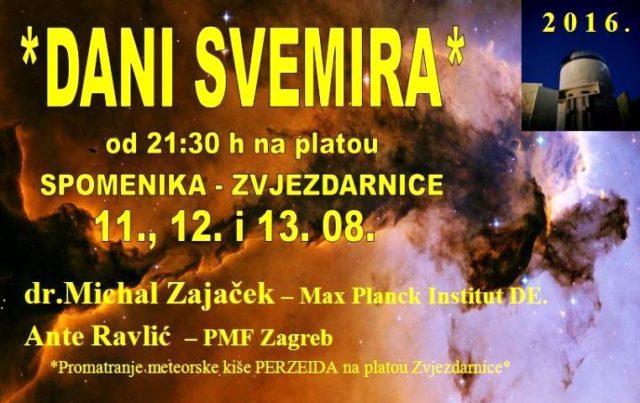 NP Krka dani Svemira u Makarskoj