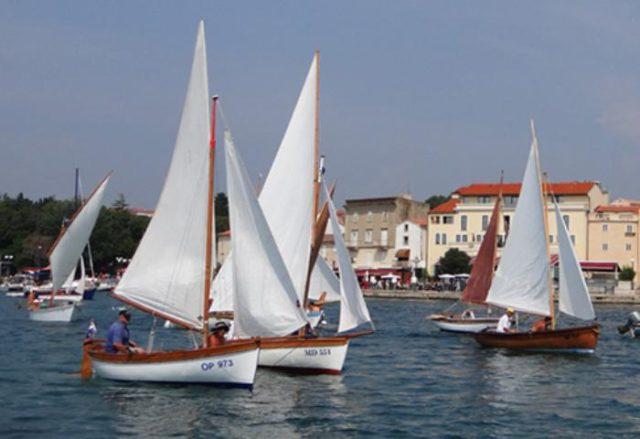 Dvije nezaboravne revije tradicijskih plovila
