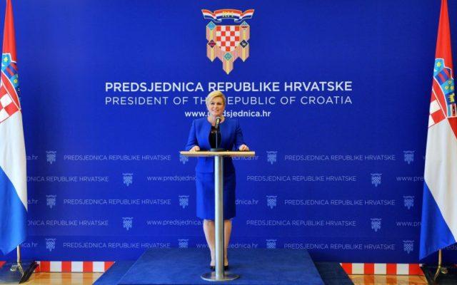 Predsjednica dobila potvrdu mađarske blokade
