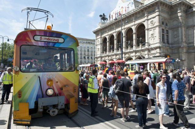 EuroPride 2019. u Beču