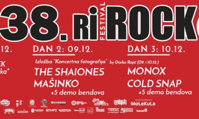 38. Ri Rock Festival