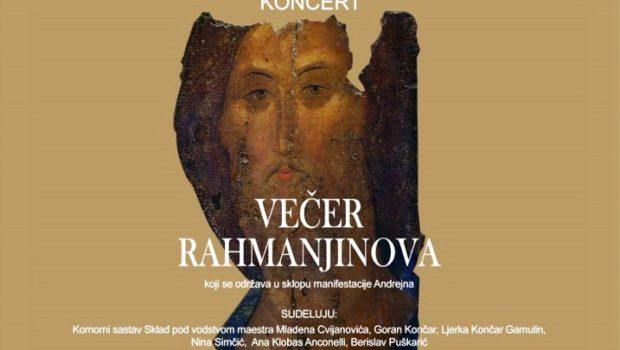 vecer-rahmanjinova-19-11-16-letak