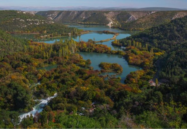 NP Krka slavi svjetski dan zaštite okoliša