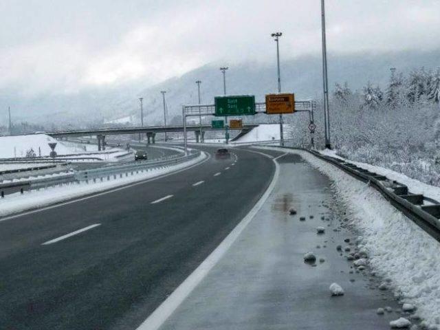 Snijega palo najviše u Ogulinu
