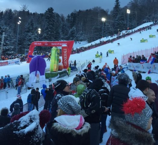 Svi hrvatski skijaši okončali sljemenski nastup u prvoj vožnji