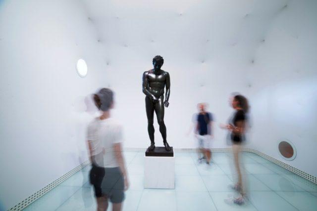 Muzej Apoksiomena na međunarodnoj izložbi u Firenzi