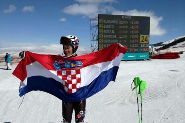 Još jedan odličan mladi hrvatski skijaš