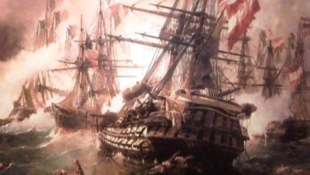 Ljudi od željeza na brodovima od drva