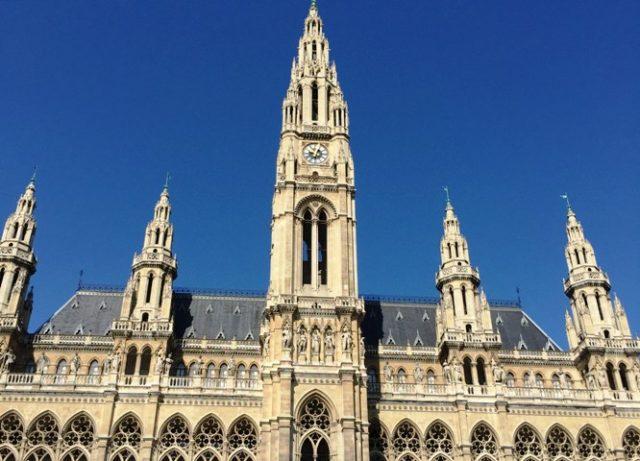 Beč na drugom mjestu ljestvice najuglednijih svjetskih gradova